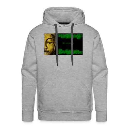 Business Major Label Qi studios - Männer Premium Hoodie