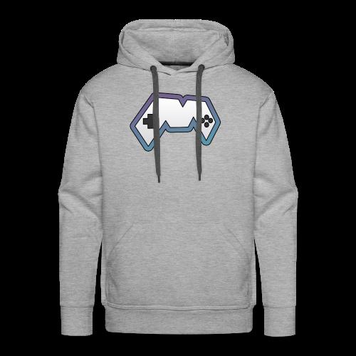 Logo v1 - Männer Premium Hoodie