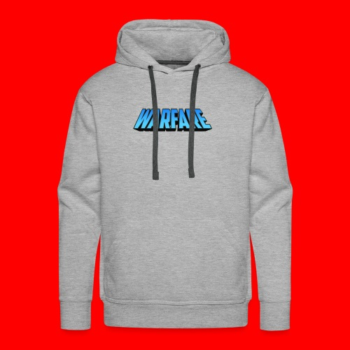 Warfare 2018 Logo Printed Merchandise - Men's Premium Hoodie