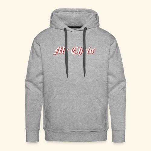 McChrislOGO11 - Männer Premium Hoodie