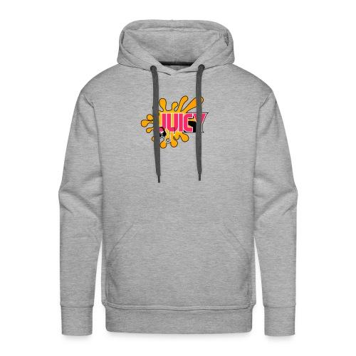 DJ JUICY LOGO - Männer Premium Hoodie