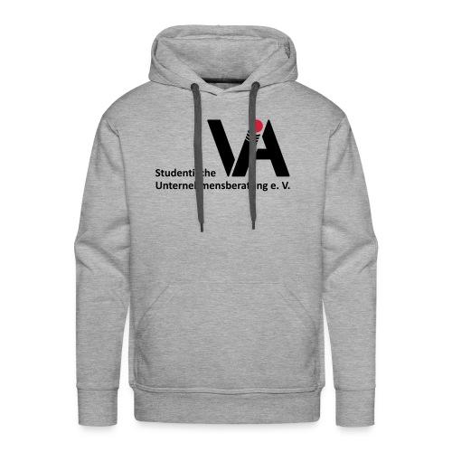 VIA Logo mit Schriftzug - Männer Premium Hoodie