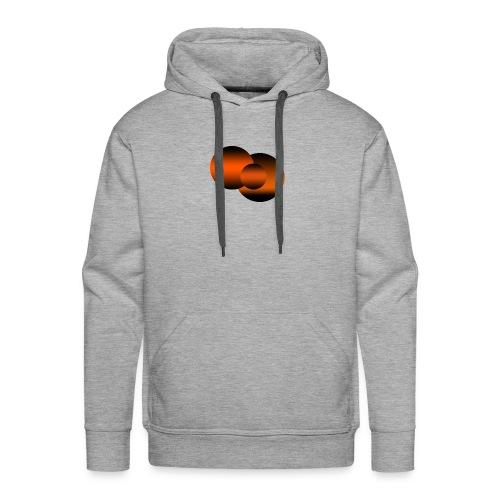 MoonS - Sweat-shirt à capuche Premium pour hommes