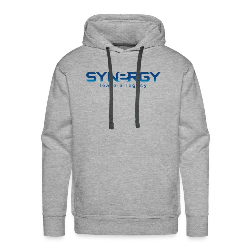synergylogo - Sudadera con capucha premium para hombre