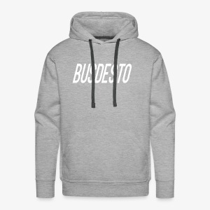 Busdesto plain shirt apparel - Men's Premium Hoodie