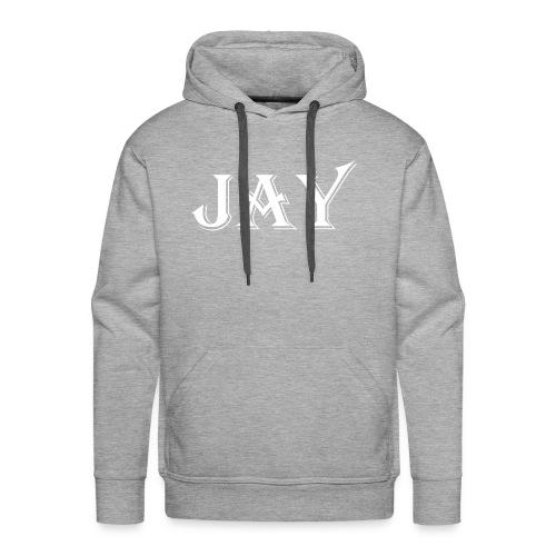 Prodotto JAY - Felpa con cappuccio premium da uomo