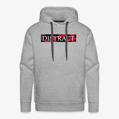 Distract - Mannen Premium hoodie