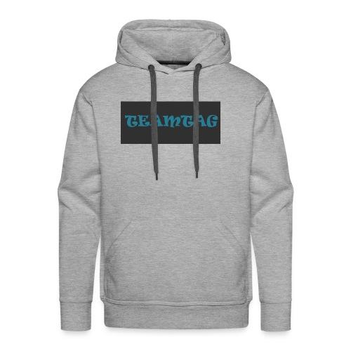 #TEAMTAG Clothing Line 1 - Men's Premium Hoodie
