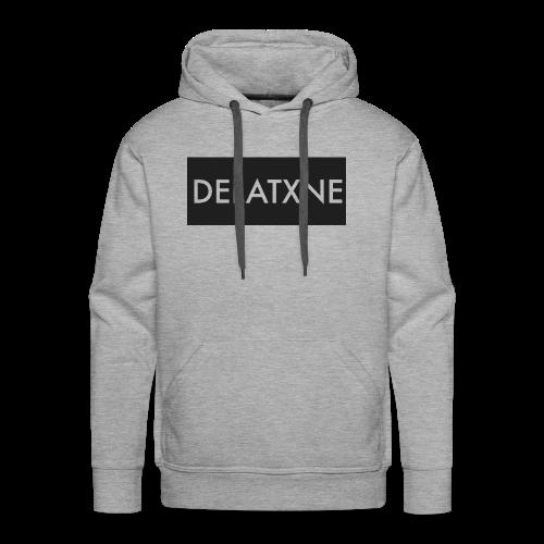 Rectangle Design - Men's Premium Hoodie