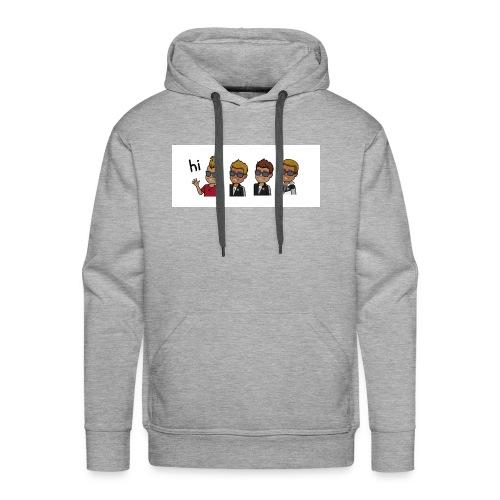TEAM BUGGI - Männer Premium Hoodie