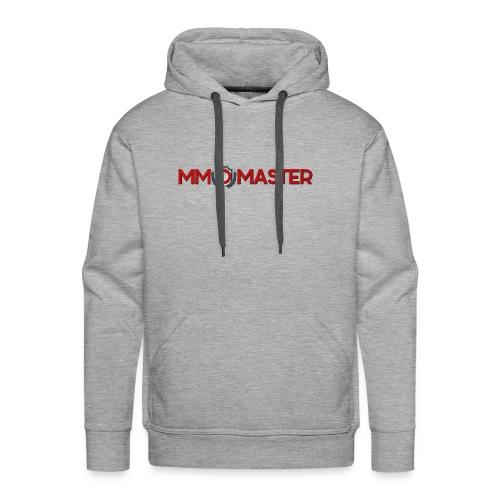 logo mmomaster - Männer Premium Hoodie