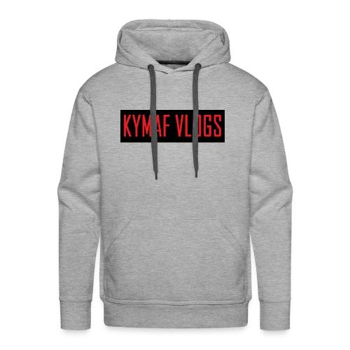 Original Kymaf Vlogs Shirt - Men's Premium Hoodie