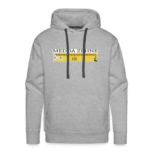 MEDDA ZEHNE - Männer Premium Hoodie
