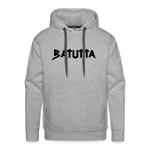 batutta logo - Männer Premium Hoodie