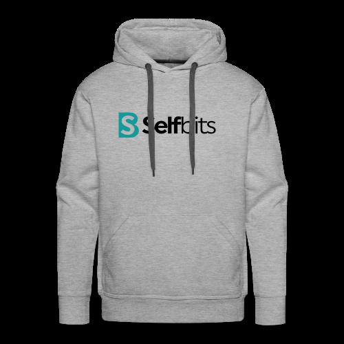 Selfbits Logo - Männer Premium Hoodie