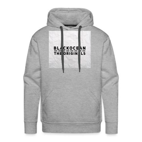 "BlackOcean ""The Originals"" Kollektion - Männer Premium Hoodie"