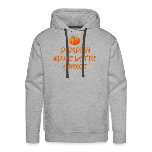 PumpkinSpiceAddict - Felpa con cappuccio premium da uomo