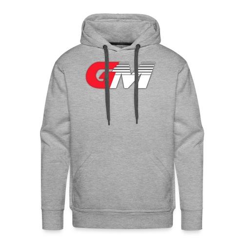 GewoonMattis T-Shirt Grijs - Mannen Premium hoodie
