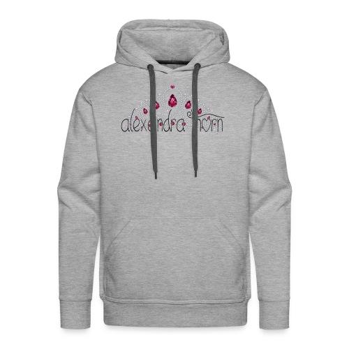 crown shirt - Mannen Premium hoodie