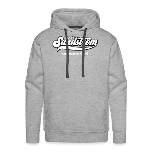 Sandstrom Bicycles black shirt - Men's Premium Hoodie