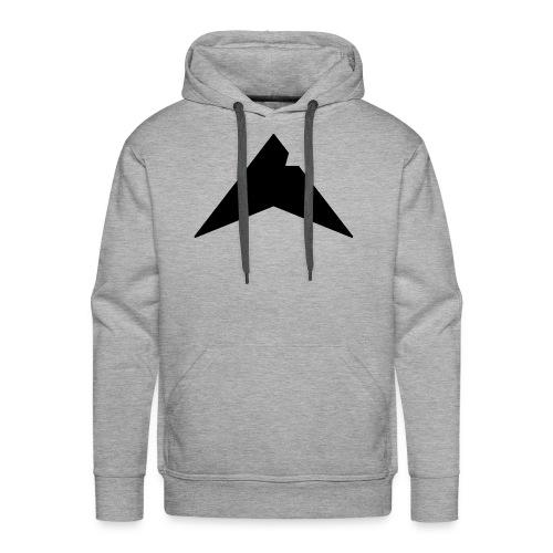 UP-CLAN Logo - Mannen Premium hoodie