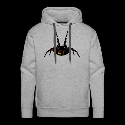Spider Attack GT - Sweat-shirt à capuche Premium pour hommes