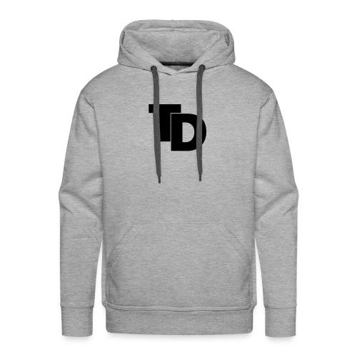 Topdown - premium shirt - Mannen Premium hoodie