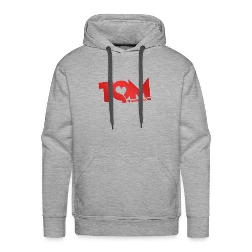 TQM- cappellino - Felpa con cappuccio premium da uomo
