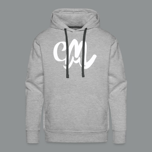 Sweater Unisex (voorkant) - Mannen Premium hoodie
