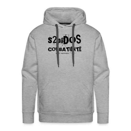 s2pidos combatiente (superviviente) - Mannen Premium hoodie