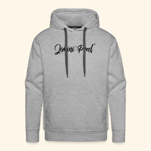 Jimini Prod' - Sweat-shirt à capuche Premium pour hommes