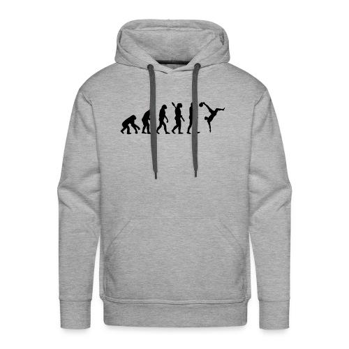 Evolution Beachsoccer - Männer Premium Hoodie