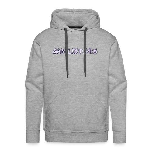 GabbleStudios Logo - Men's Premium Hoodie