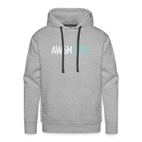 awsmshrt3000 - Mannen Premium hoodie