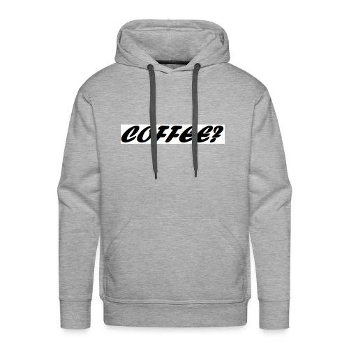 coffeee - Men's Premium Hoodie