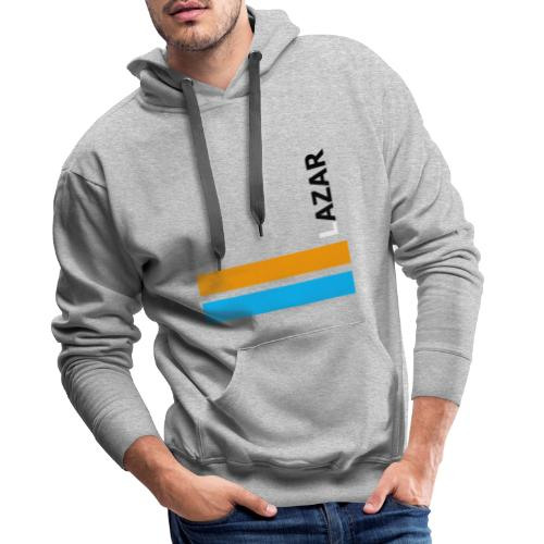 LAZAR - Männer Premium Hoodie