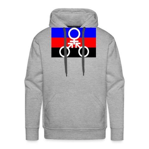 Polyamory flag - Männer Premium Hoodie
