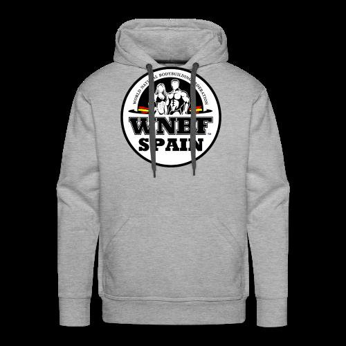 LOGO WNBF SPAIN - Sudadera con capucha premium para hombre