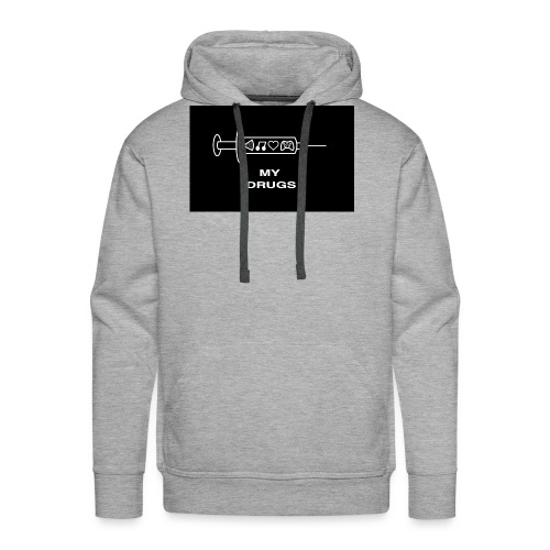 geek mania - Sweat-shirt à capuche Premium pour hommes