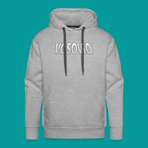 Vosovio Logo - Men's Premium Hoodie