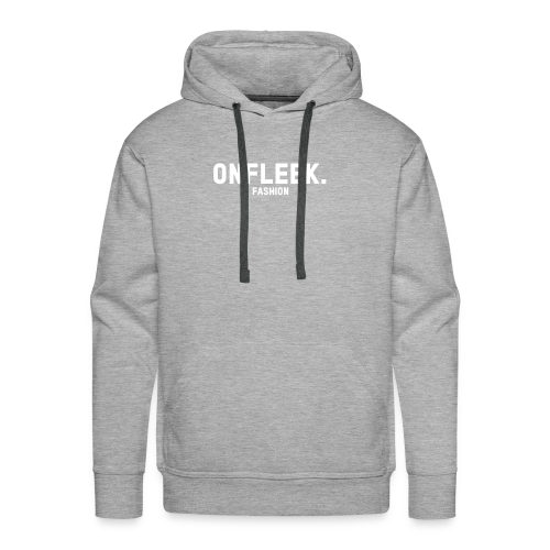 ONFLEEK basis T-shirt - Mannen Premium hoodie