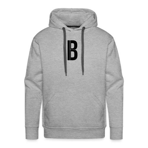 Belg Maakt Video's crewneck - Mannen Premium hoodie