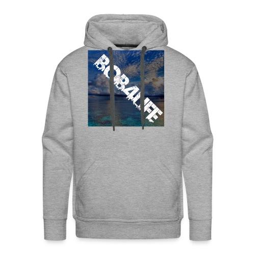 the design is chill. - Men's Premium Hoodie