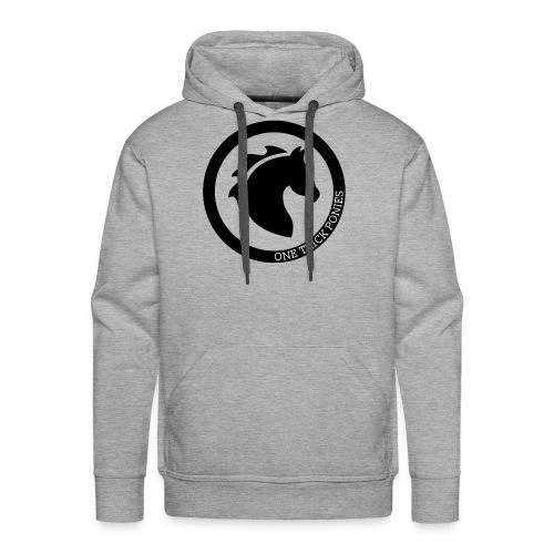 One Trick Ponies - Mannen Premium hoodie