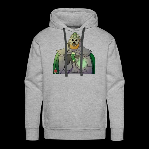Elliot the Necron! - Men's Premium Hoodie