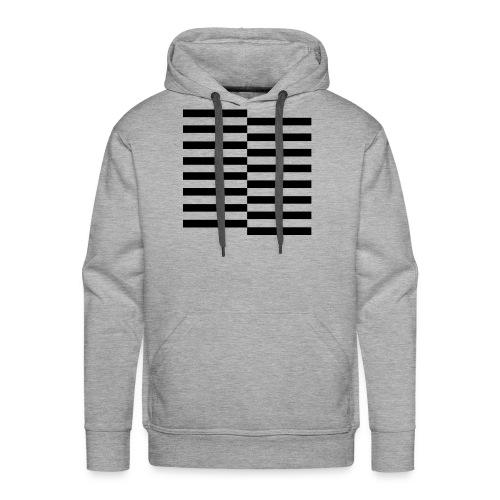 Horizontal - Sweat-shirt à capuche Premium pour hommes