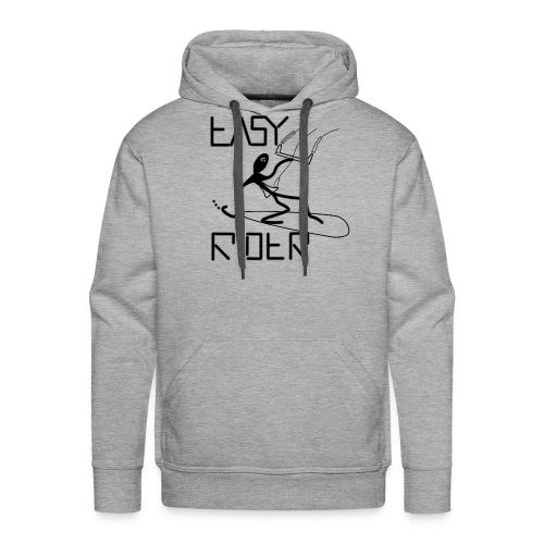 EASY RIDER KITESURFER - Männer Premium Hoodie