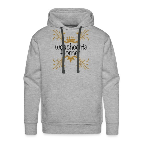 woschechta horner sw - Männer Premium Hoodie