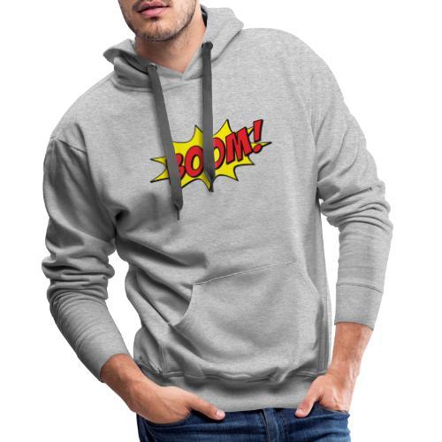 comic - Männer Premium Hoodie