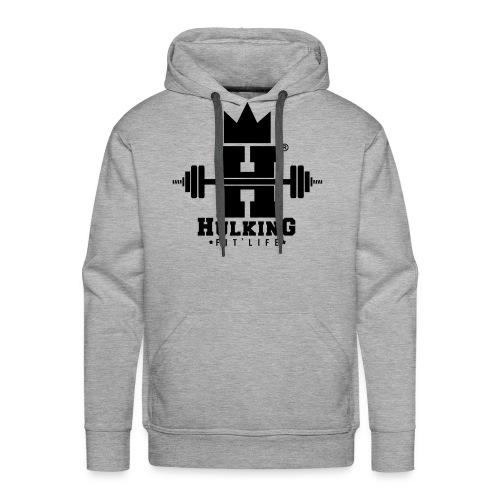 Hulking H - Sweat-shirt à capuche Premium pour hommes